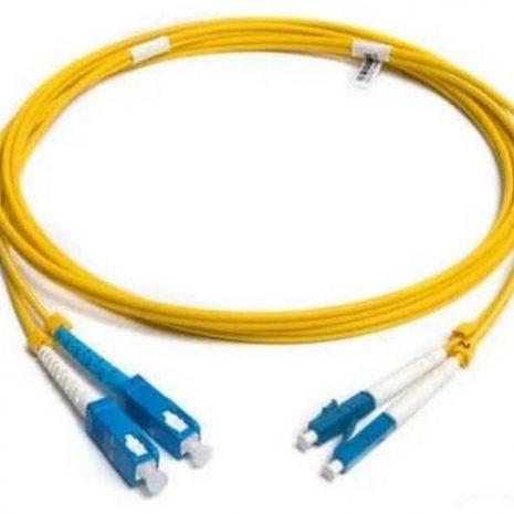 Patchcord Corning SC-UPC LC-UPC Single mode Duplex 5m 01
