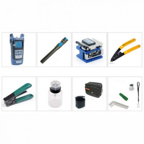 Tools Kit Fiber Optic FTTH CATV 03