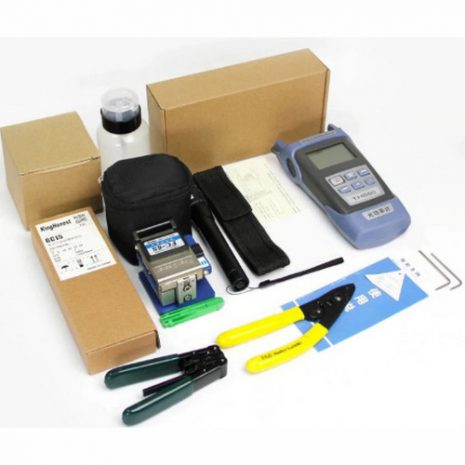 Tools Kit Fiber Optic FTTH CATV 04