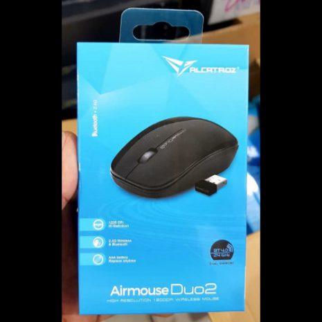 Alcatroz AirMouse Duo 2 Black 02