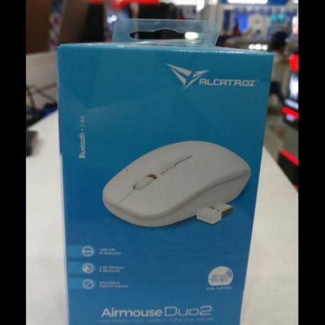 Alcatroz AirMouse Duo 2 White 02
