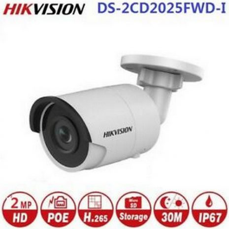HikVision DS-2CD2025FWD-I 01