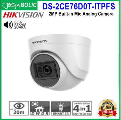 HikVision DS-2CE76D0T-ITPFS a