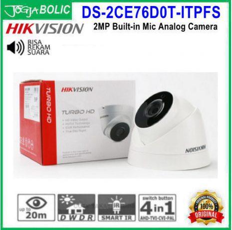 HikVision DS-2CE76D0T-ITPFS b