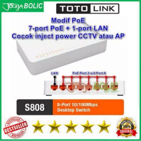 Totolink S808 modif 5star 01