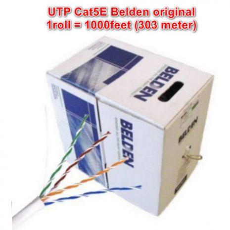 UTP Cat5E Belden roll 01