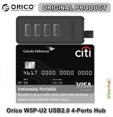 Orico W5P-U2 USB2.0 4-Ports Hub 03