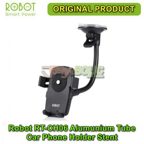 Robot RT-CH06 Alumunium Tube Phone Car Holder Stent 01