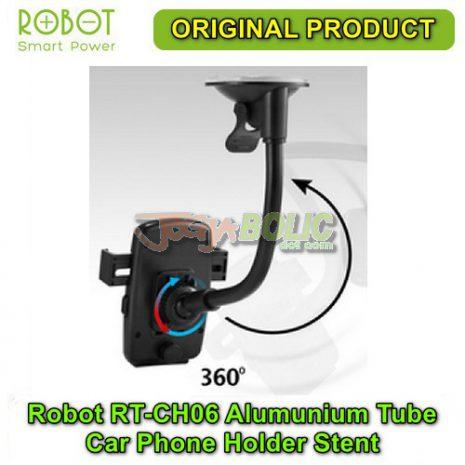 Robot RT-CH06 Alumunium Tube Phone Car Holder Stent 03