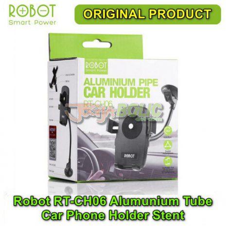 Robot RT-CH06 Alumunium Tube Phone Car Holder Stent 05