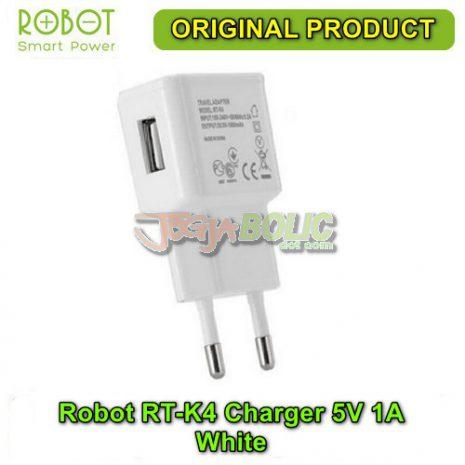Robot RT-K4-ecer – White 02