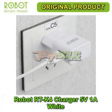 Robot RT-K4-ecer – White 03