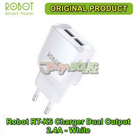 Robot RT-K6-ecer – White 01