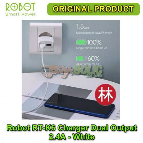 Robot RT-K6-ecer – White 03