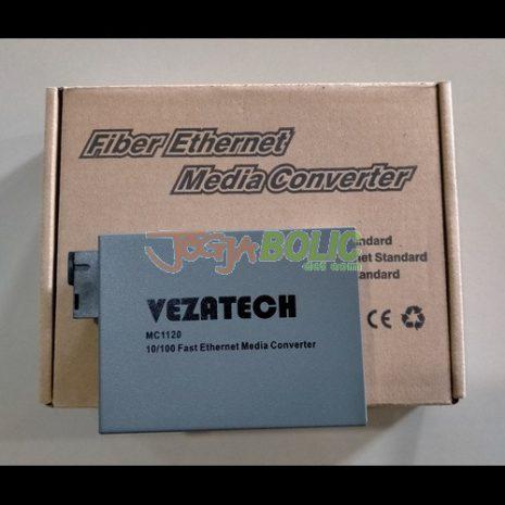 Vezatech Media Converter 10-100 01