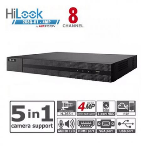 Hilook DVR-208Q-K1 01