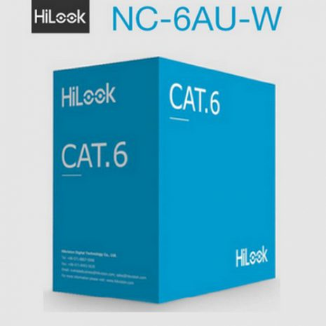 Hilook UTP Cat6 NC-6AU-W 01