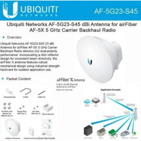 Ubiquiti AF-5G23-S45 01