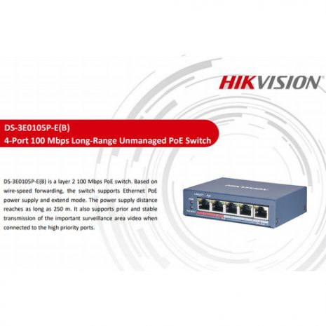 HikVision DS-3E0105P-E (B) 01