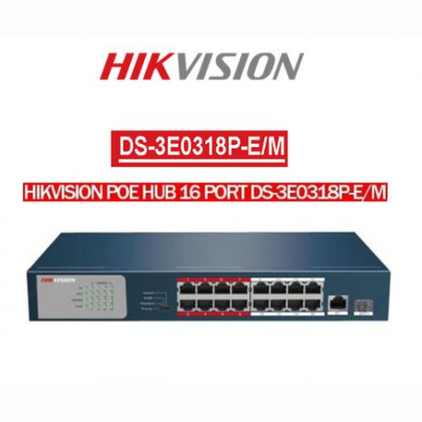 HikVision DS-3E0318P-E-M 01