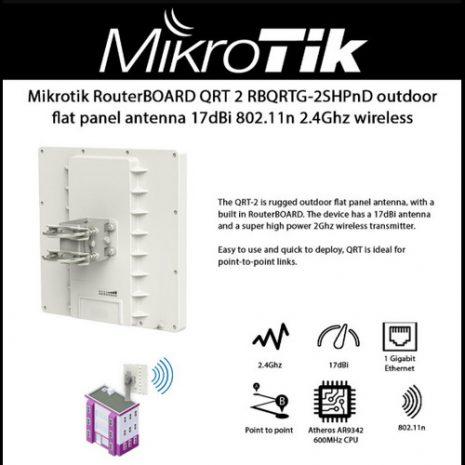 MikroTik QRT-2 (RBQRTG-2SHPnD) 01