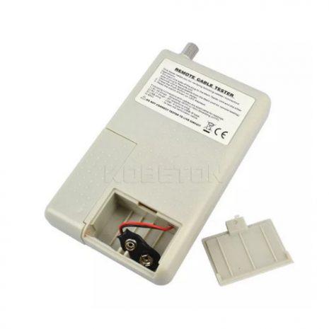 Remote RJ11 RJ45 USB BNC LAN Network Cable Tester Tracker Detector 02