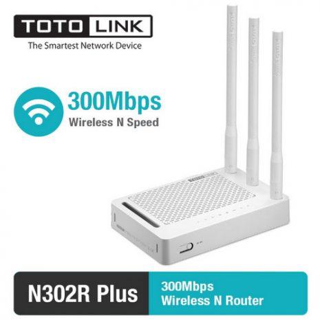Totolink N302R Plus 01