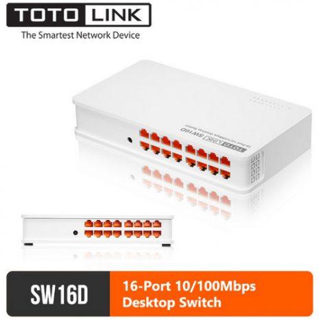 Totolink SW16D 01