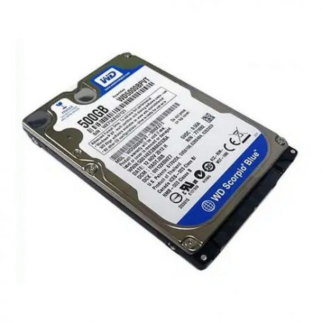 WDC NB 500GB HDD Notebook Internal 01