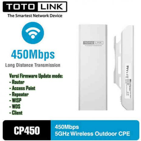 Totolink CP450 01