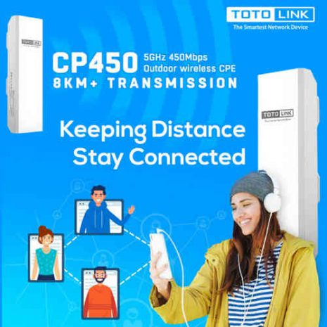 Totolink CP450 02