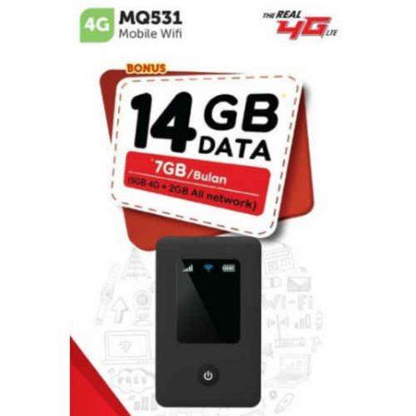 Generic MQ351 Free Telkomsel 14GB 02