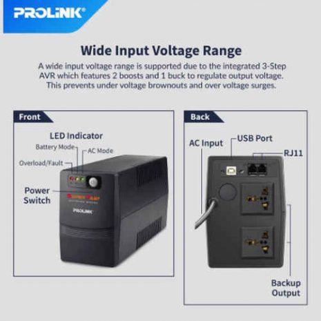 Prolink PRO851SFCU 02