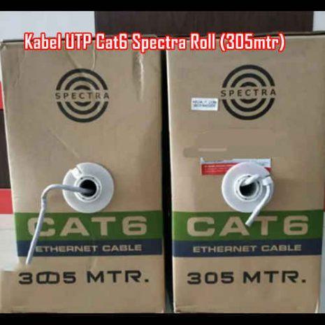 Spectra UTP Cat6 01