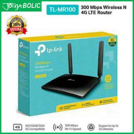 TP-Link TL-MR100 d