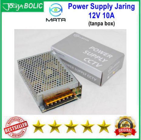MATA Power Supply Jaring 12V 10A b