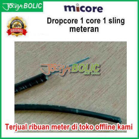 Micore Dropcore FTTH 1 Core 1 Sling meteran aa
