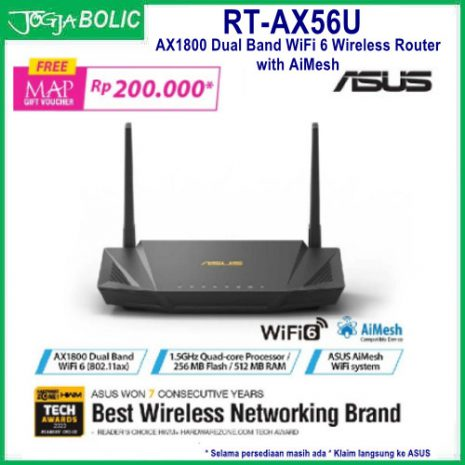 Asus RT-AX56U a