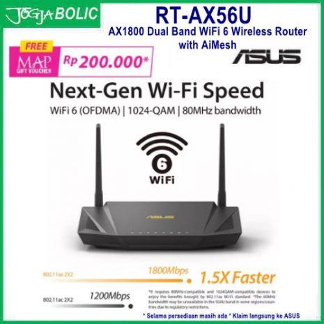 Asus RT-AX56U b