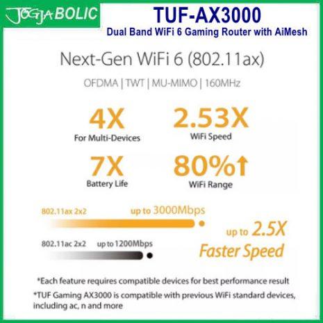 Asus TUF-AX3000 c
