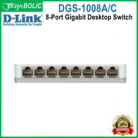 D-Link DGS-1008A b