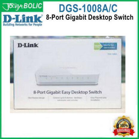 D-Link DGS-1008A c