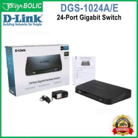 D-Link DGS-1024A d