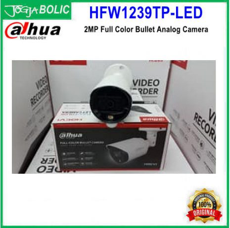 Dahua HFW1239TP-LED b