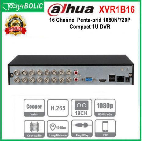 Dahua XVR1B16 b