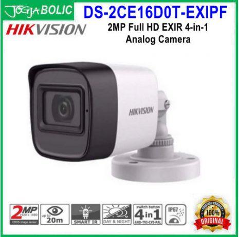 HikVision DS-2CE16D0T-EXIPF a