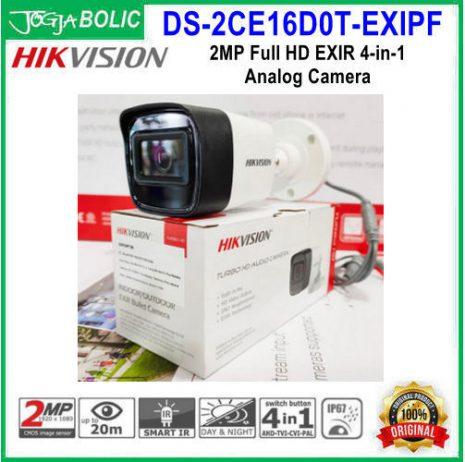 HikVision DS-2CE16D0T-EXIPF b