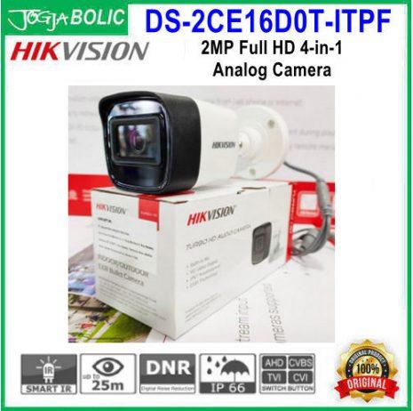 HikVision DS-2CE16D0T-ITPF b