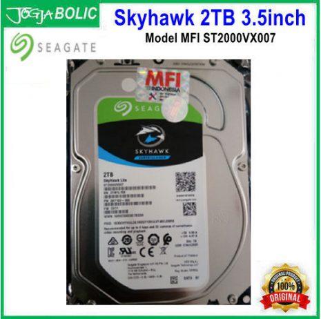 Seagate Skyhawk MFI ST2000VX007 b
