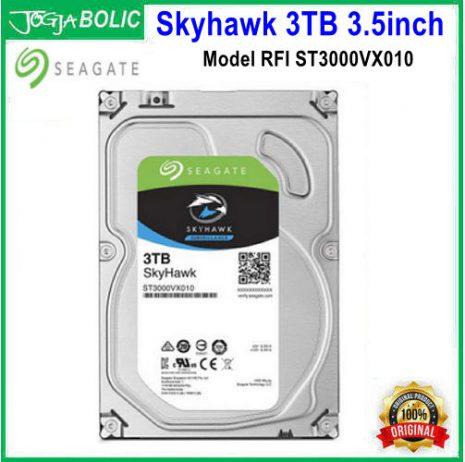 Seagate Skyhawk RFI ST3000VX010 a